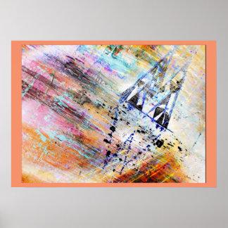 Colônia Abstracta Poster