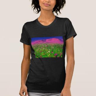 Colorado colorido, montanha máxima dos piques camiseta