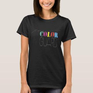 Colorguard - t-shirt da guarda de cor | do amor