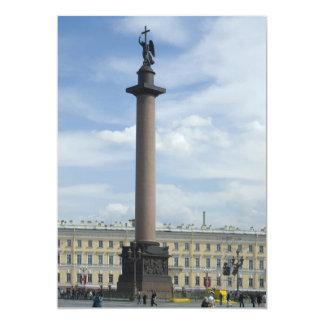 Coluna Convite 12.7 X 17.78cm