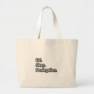 Coma. Sono. Paralegalism. Bolsas De Lona