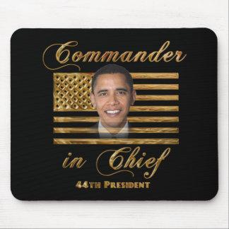 Comandante-chefe, Barack Obama Mousepad