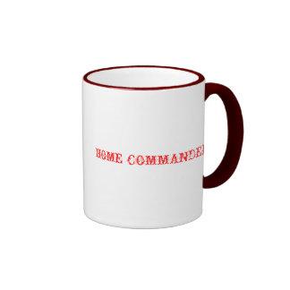 Comandante Home Caneca Com Contorno