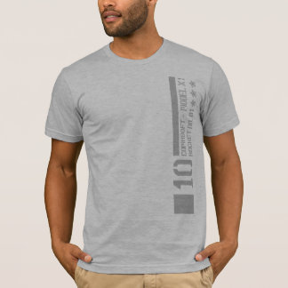 Comasoft coube o t-shirt (o foguete)