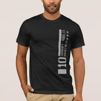 Comasoft (foguete) camiseta