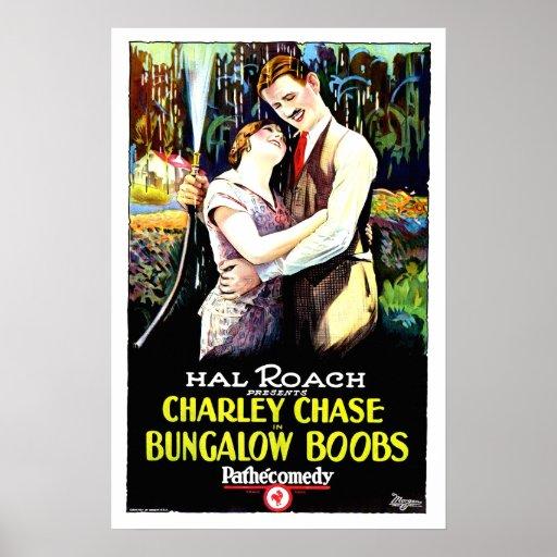 Comédia de Hal Roach do cartaz de filme do vintage Poster