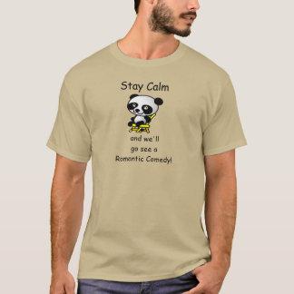 Comédias românticas t-shirt