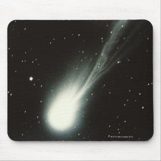 Cometa de Halleys Mouse Pad