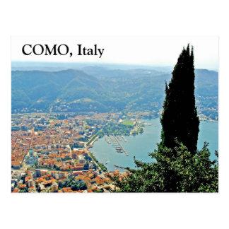 Como em Italia - cartão Cartão Postal