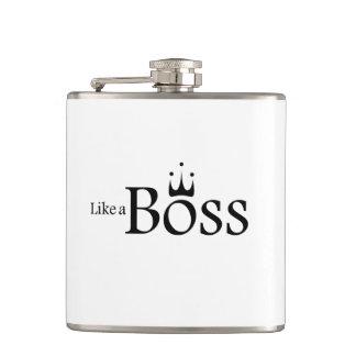Como um chefe