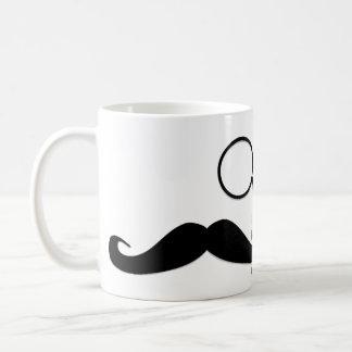 Como um senhor caneca de café