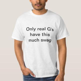 Como uma camisa de G Camisetas