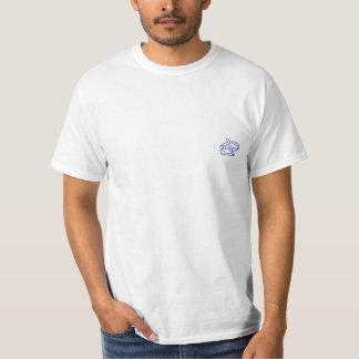 Competiam em ferradura ValueTee de WVa Camiseta