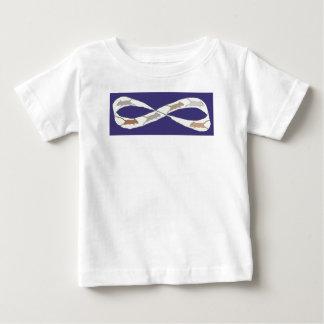 Competição desenfreada infinita t-shirt