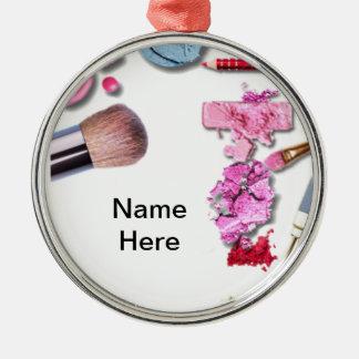 Compo o ornamento da menina para personalizar