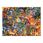 composição moderna 29 pelo rafi talby impressão de canvas esticadas