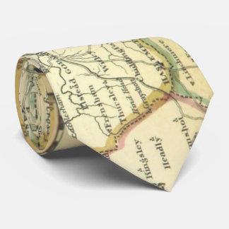 Condado de Surrey, mapa de Grayshott Reino Unido Gravata