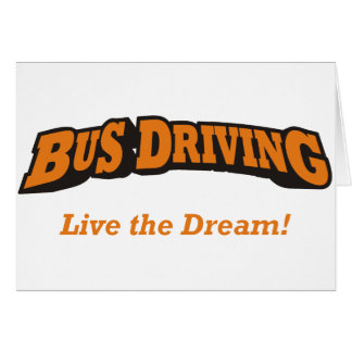 Condução do ônibus/LTD Cartão