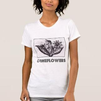 Coneflowers Camisetas