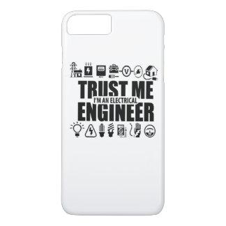 Confie-me, mim são um engenheiro electrotécnico capa iPhone 7 plus
