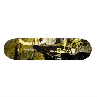 Confusão do Grunge Shape De Skate 19,7cm