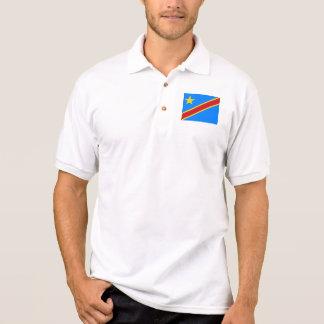 Congo democrático camisa polo