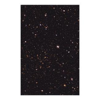 Conjunto da galáxia de Abell 315 do tonalizador Papelaria
