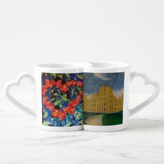 Conjunto De Caneca De Café Nós amamos a abadia de Downton