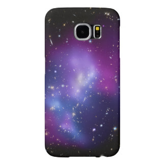 Conjuntos cósmicos bonitos da galáxia do espaço capas samsung galaxy s6
