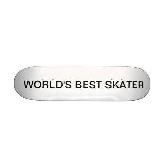 Conselho do skate do patinador dos mundos o melhor