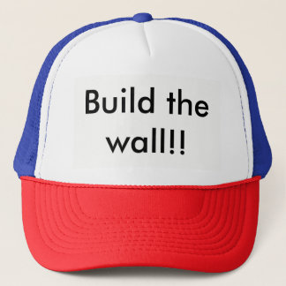 Construa o boné da parede