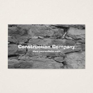 Construção Cartão De Visitas