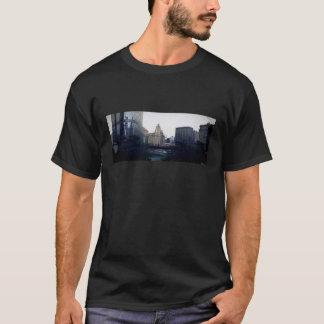 Construção de Wrigley, Chicago T-shirt