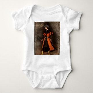 Contagem Vlad Dracula Body Para Bebê