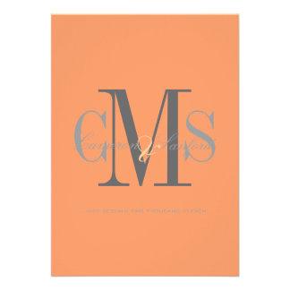 Contemporâneo + elegante laranja + especiaria