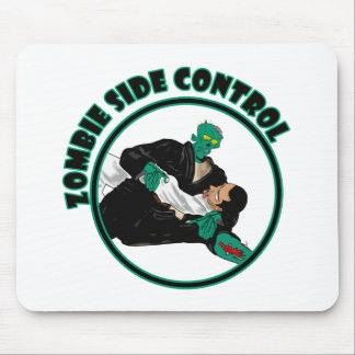 Controle lateral do zombi mouse pad