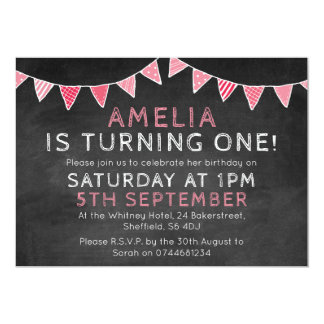 Convite da festa de aniversario de meninas