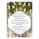 convite da festa natalícia do pinho da floresta do