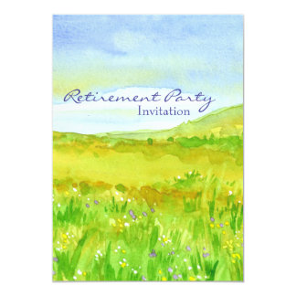 Convite de festas da aposentadoria do prado da