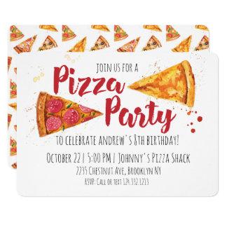 Convites De Festas Da Pizza Convites De Casamento