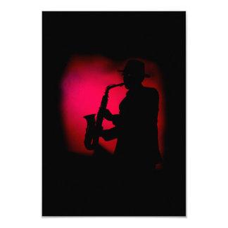 Convite de festas do carnaval do Jazzman
