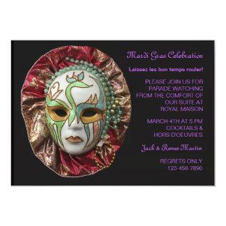 Convite do carnaval