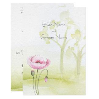 Convite do jardim