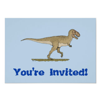 Convite do rex do T.