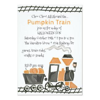 Convite do trem