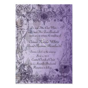 Convites De Casamento Do Unicórnio Zazzlept
