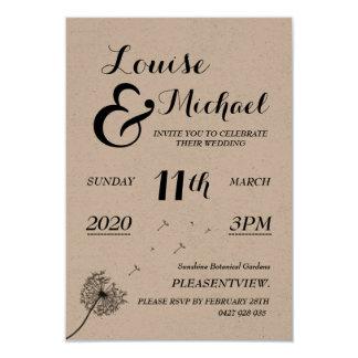 Convite Wedding/noivado