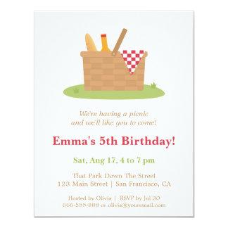 Convites de festas de aniversários na moda do
