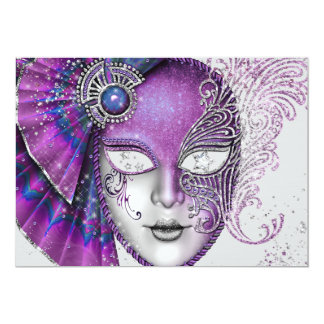 Convites de festas do carnaval do mascarada
