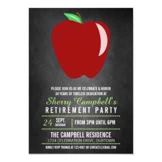 Convites de festas grandes da aposentadoria do
